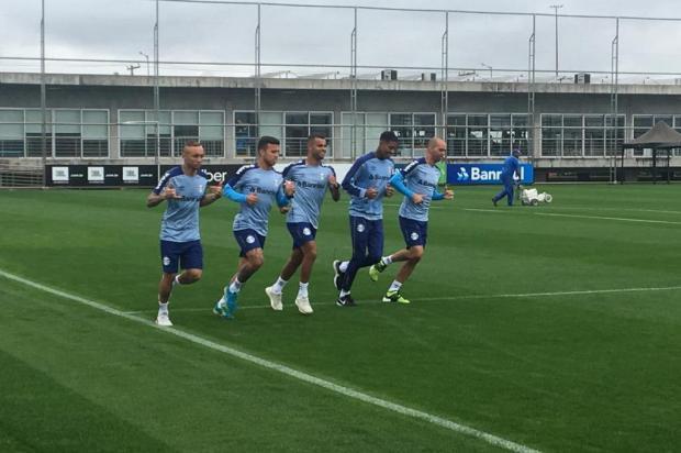 Guerrinha: Grêmio tem desafio duro pela frente contra o Santos Leonardo Acosta/Agência RBS