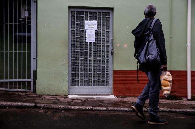 """""""Estamos pedindo aos colaboradores para que não deixem a população desassistida"""", diz vice-presidente do Imesf Marco Favero/Agencia RBS"""