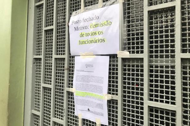 Pelo menos 17 postos de saúde de Porto Alegre seguem fechados após anúncio de extinção de órgão Bibiana Dihl/Agência RBS