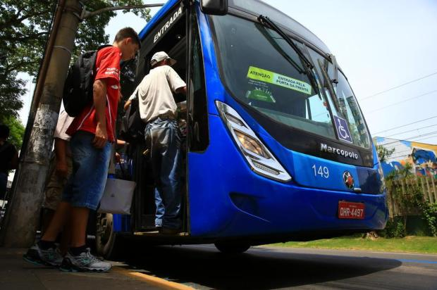 Licitação do transporte público em Canoas prevê ônibus com ar-condicionado, wi-fi e GPS Tadeu Vilani/Agencia RBS