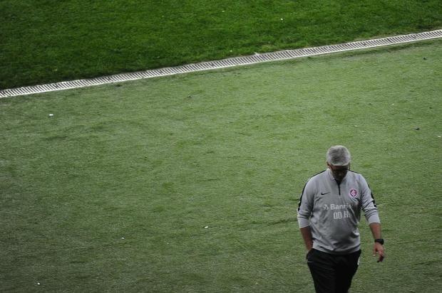 Luciano Périco: as lições da derrota do Inter na Copa do Brasil Mateus Bruxel/Agencia RBS