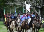 Desfile do 20 de Setembro tem participação de 3 mil cavalarianos e cerca de 50 piquetes na Capital Ronaldo Bernardi/Agencia RBS