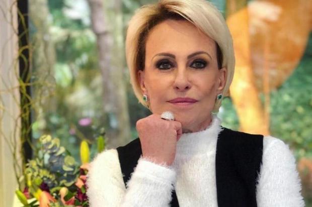 """Ana Maria Braga surge de """"olho roxo"""" para alertar sobre violência doméstica Reprodução/Reprodução"""