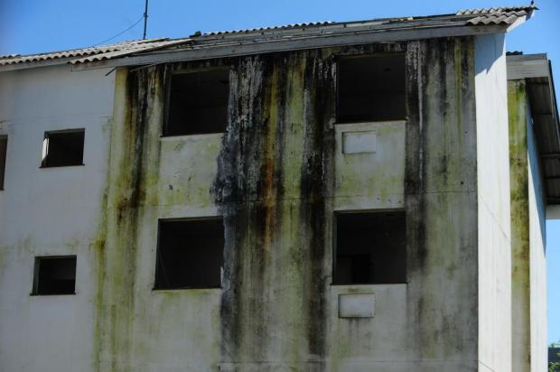 Mais de 800 unidades habitacionais foram vendidas na Região Metropolitana, mas famílias nunca as receberam Ronaldo Bernardi/Agencia RBS