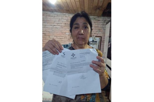 Moradora da Capital está sem tratamento por falta de medicamento na Farmácia do Estado LeitorDG / Arquivo Pessoal/Arquivo Pessoal