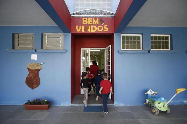 Após 21 meses de obra pronta, creche é aberta na Zona Sul André Ávila/Agencia RBS