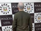 Condenado a 130 anos por estupro, médico é preso em Santa Maria Polícia Civil/Divulgação