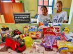 Voluntários se mobilizam para promover festas de Dia da Criança: saiba como ajudar Robinson Estrásulas/Agencia RBS