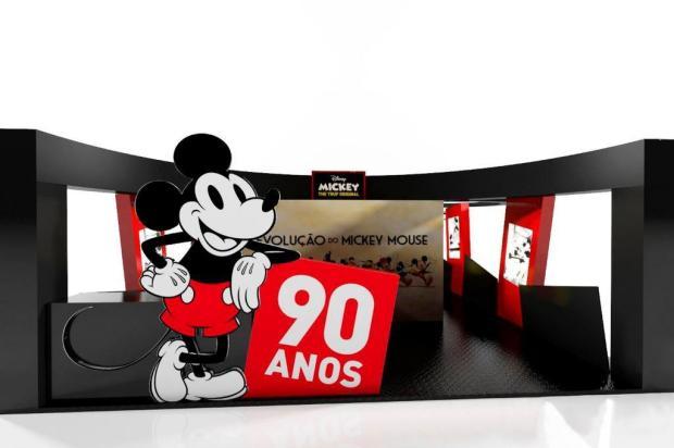Exposição de 90 anos do Mickey, Feira das Nações e mais opções de graça no seu fíndi Divulgação/Divulgação