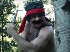 """Guri de Uruguaiana e o novo filme do Rambo: """"Chê, o mimimi está passandodos limites!"""" Fabrício Eckhard/Divulgação"""