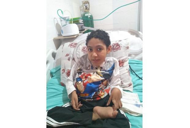 Falta de fraldas na farmácia municipal de Gravataí afeta menino com AME LeitorDG / Arquivo Pessoal/Arquivo Pessoal