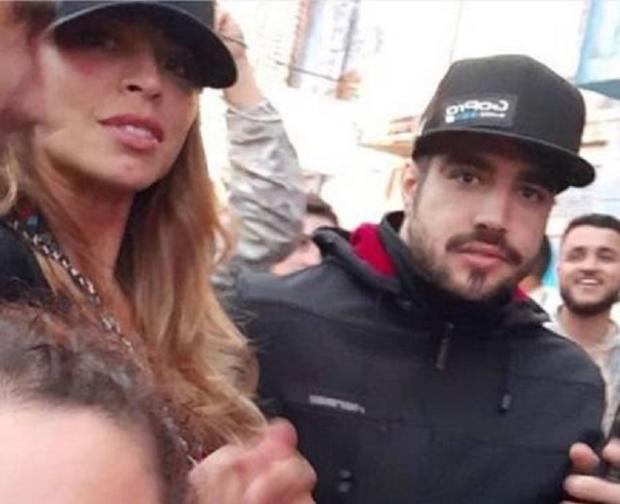 Caio Castro e Grazi Massafera são vistos juntos no Rock in Rio Instagram / Reprodução/Reprodução