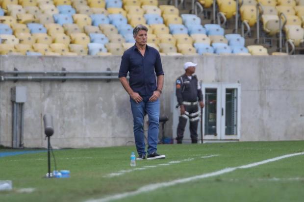 Guerrinha: Grêmio tem a chance de pegar o elevador em Minas Gerais FCesar/Ofotografico/Lancepress!