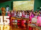 Instituto do Câncer Infantil realiza festa de debutante para pacientes Omar Freitas/Agencia RBS
