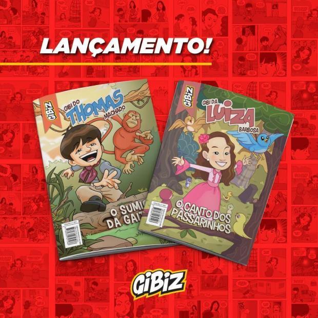 Clássicos da literatura infantil com toque gaudério Divulgação/