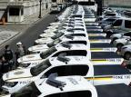 Brigada Militar recebe armamento e novas caminhonetes para o Interior Ronaldo Bernardi/Agencia RBS