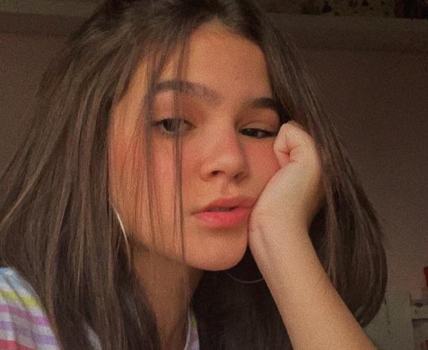"""Aos 15 anos, Mel Maia desabafa sobre assédio na internet: """"Até denuncio"""" Reprodução / Instagram/Instagram"""