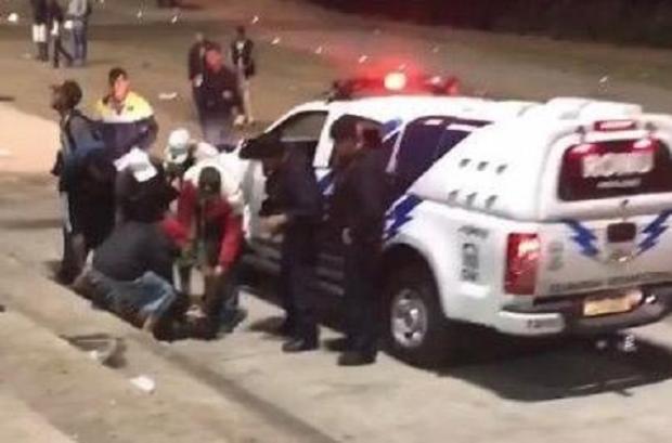 Polícia diz que depoimentos de envolvidos em crime na Orla apontam para provocações entre grupos de jovens Arquivo pessoal/