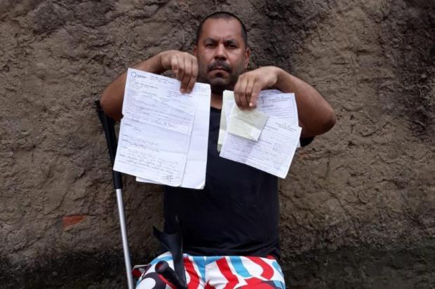 Morador de Canoas segue aguardando por uma ressonância magnética Arquivo pessoal/Arquivo pessoal