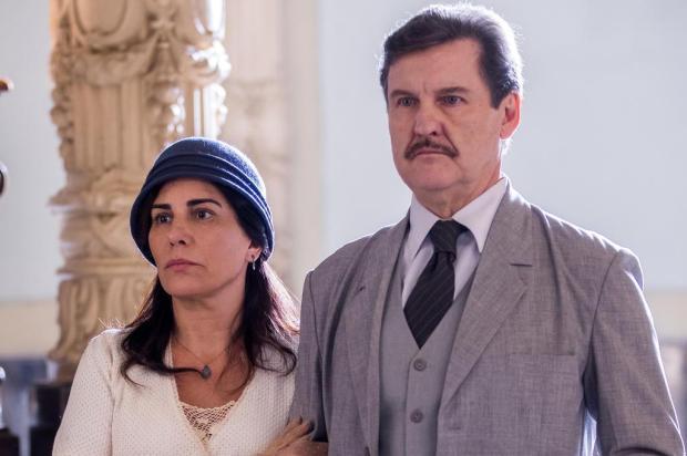 """Michele Vaz Pradella: """"Éramos Seis"""" encanta pela simplicidade Raquel Cunha/TV Globo/Divulgação"""