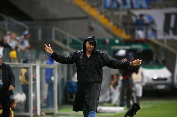 Luciano Périco: o Grêmio pode ter ausências importantes contra o Atlético-MG Jefferson Botega/Agência RBS