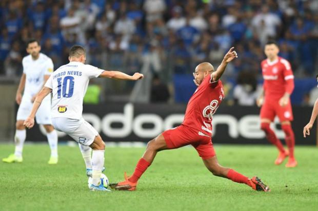 Luciano Périco: o velho recuo que fez o Inter perder pontos no Mineirão Ricardo Duarte / Inter/Divulgação/Inter/Divulgação
