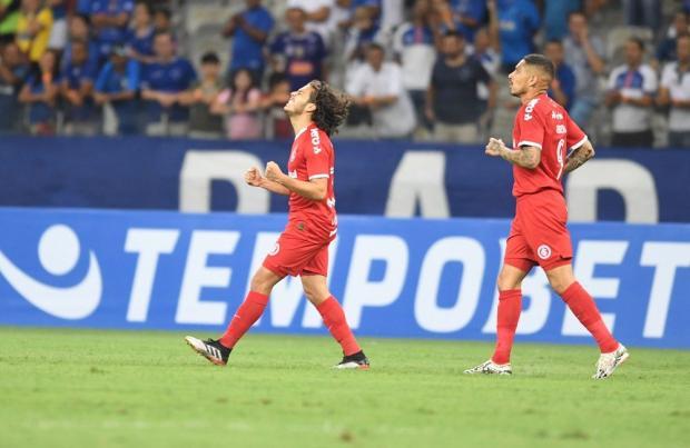 Lelê Bortholacci: a obrigação da vitória Ricardo Duarte / Sport Club Internacional/Sport Club Internacional