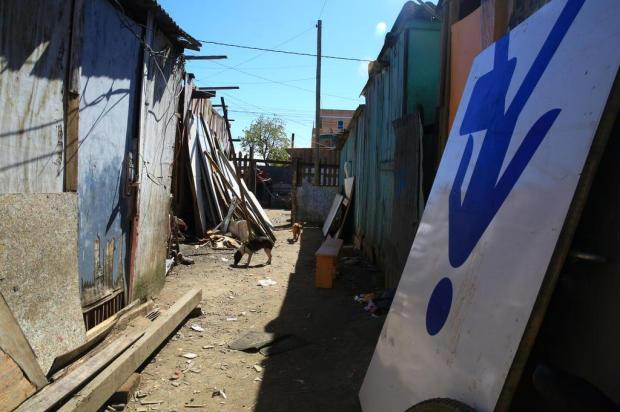 Reintegração de posse é novo capítulo na novela das remoções da Vila Liberdade, em Porto Alegre Tadeu Vilani/Agencia RBS