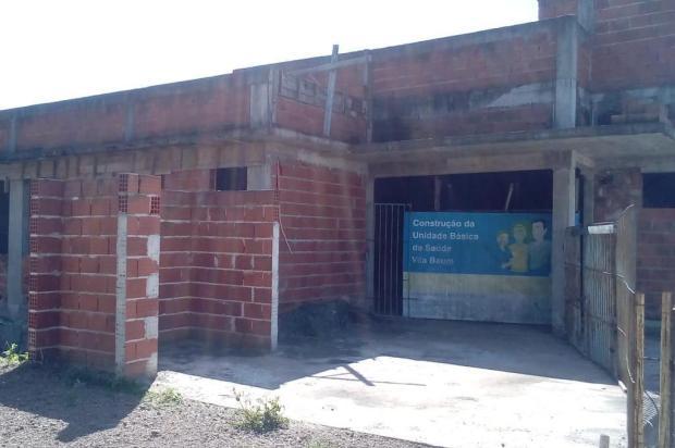 Em São Leopoldo, ampliação de posto de saúde fica pela metade Arquivo Pessoal/Arquivo Pessoal