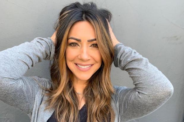 92 Mais Mulher: Cris Silva a la Giovanna Antonelli Arquivo pessoal/Arquivo pessoal