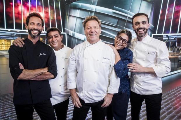 """Com Claude Troisgros, reality culinário """"Mestres do Sabor"""" estreia nesta quinta-feira Victor Pollak/Globo"""
