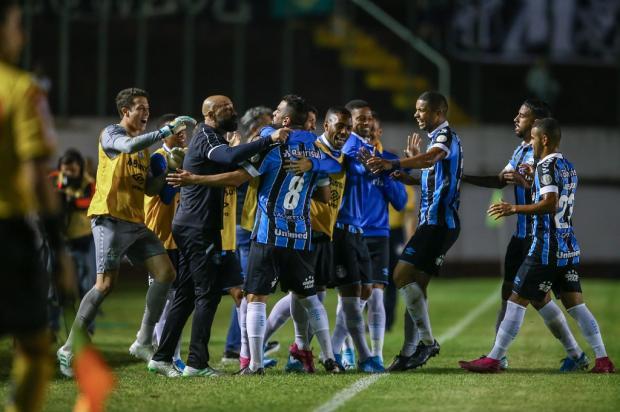 Cacalo: ainda sobre a vitória do Grêmio em Caxias Lucas Uebel / Grêmio/Divulgação/Grêmio/Divulgação