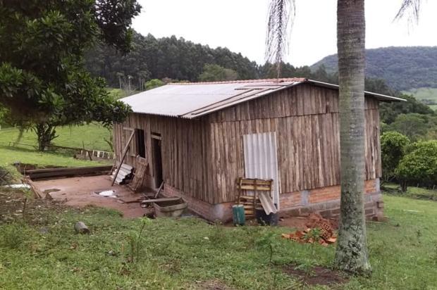 Morador de Taquara espera por instalação de energia elétrica há cinco meses Arquivo Pessoal/Arquivo Pessoal