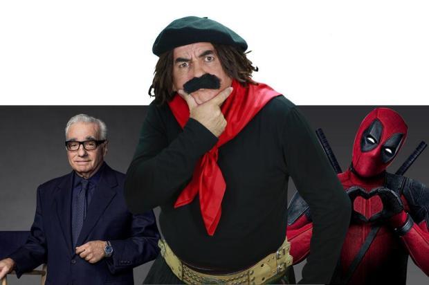 """Guri de Uruguaiana mostra que é especialista em cinema: """"Bons mesmo eram os filmes do Teixeirinha"""" Divulgação/Artebiz"""