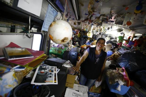 Tia Lolô completa 25 anos de trabalho comunitário Lauro Alves/Agencia RBS