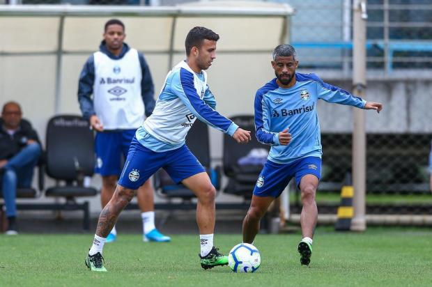 Guerrinha: Jogo na Arena do Grêmio vale mais do que parece Lucas Uebel/Grêmio Divulgação