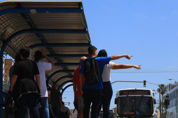 Ônibus de Porto Alegre registram queda no número de viagens e de quilômetros rodados Tadeu Vilani/Agencia RBS