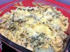 Batata recheada com carne ao molho branco do Dejair: aprenda a fazer um prato rápido para o almoço ou jantar Caroline Tidra/Agência RBS