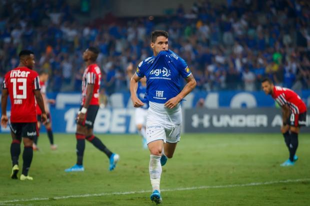 Gustavo Manhago: ainda Thiago Neves? Vinnicius Silva / Cruzeiro/Cruzeiro