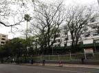 Hospital Conceição proíbe a entrada de ventiladores Mateus Bruxel/Agencia RBS