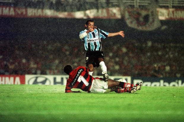 Cacalo: jamais desistiremos de acreditar na força da camisa do Grêmio José Doval/Agencia RBS