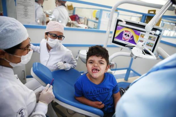 RS tem apenas 29 dentistas com formação para atender pessoas com deficiência Félix Zucco/Agencia RBS