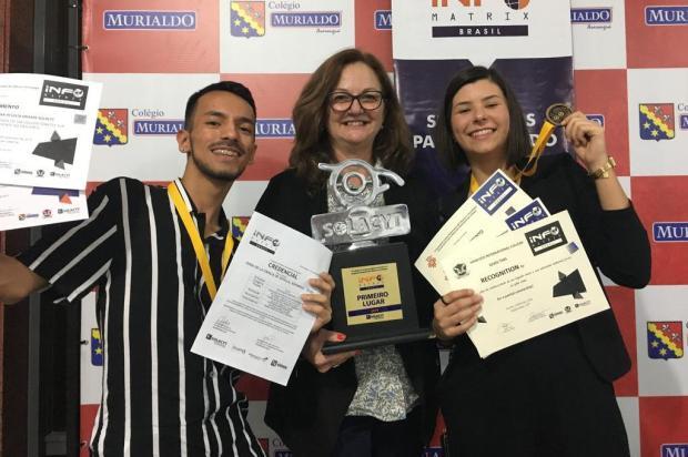 Estudantes buscam apoio para expor pesquisa na Espanha Arquivo Pessoal/Arquivo Pessoal