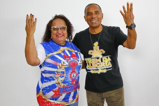 Liliane Pereira conta a história da União da Vila do IAPI, conhecida como Trem da Alegria Robinson Estrásulas/Agencia RBS
