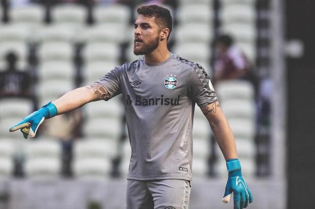 Cacalo: o mistério dos goleiros do Grêmio Reprodução / Twitter @megiolaro01/Twitter @megiolaro01