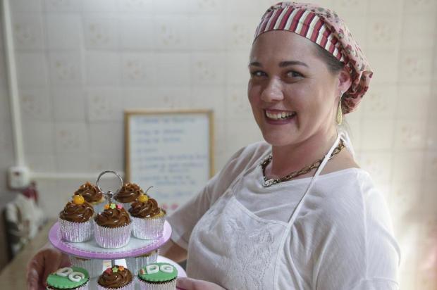 Cupcake de baunilha da Denise: aprenda a fazer um bolinho especial André Ávila/Agencia RBS