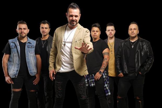 Grupo gaúcho celebra sucesso de clipe gravado com Nego Di Divulgação/Divulgação