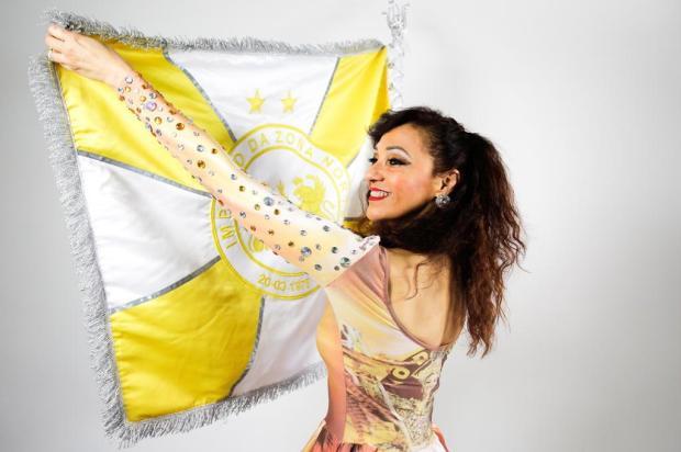 Enredo da Império da Zona Norte para 2020 foi idealizado pela porta-bandeira Omar Freitas/Agencia RBS
