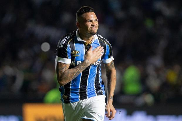 Guerrinha: com pouco peso na mochila, Luciano se adonou de um lugar entre os titulares do Grêmio Marcelo Goncalves/Photo Premium/Lancepress!