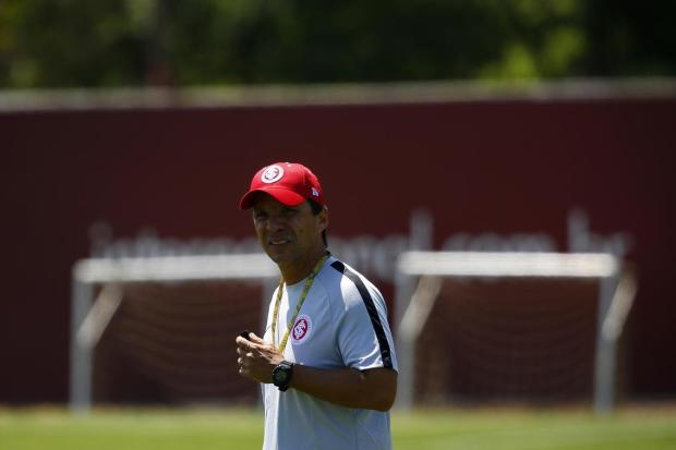 Guerrinha: se quiser continuar pensando em Libertadores, Inter não pode vacilar contra o Fluminense Mateus Bruxel/Agencia RBS